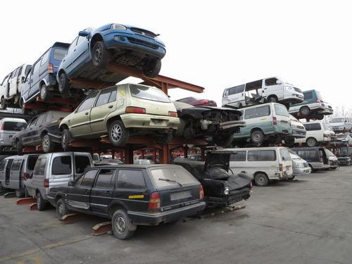 机动车报废要办手续 让拼装车驶到尽头